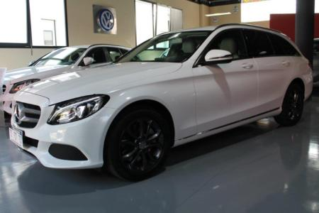 Mercedes C 250 BlueTEC S.W. 4Matic