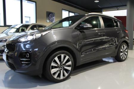 Kia Sportage 2.0 CRDI 136CV  AWD 4X4 Feel Rebel
